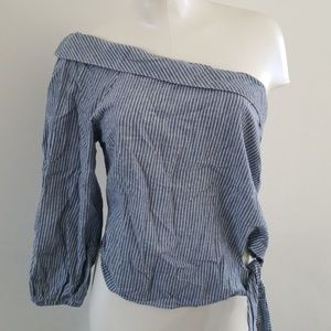 NWT free people one sholder top